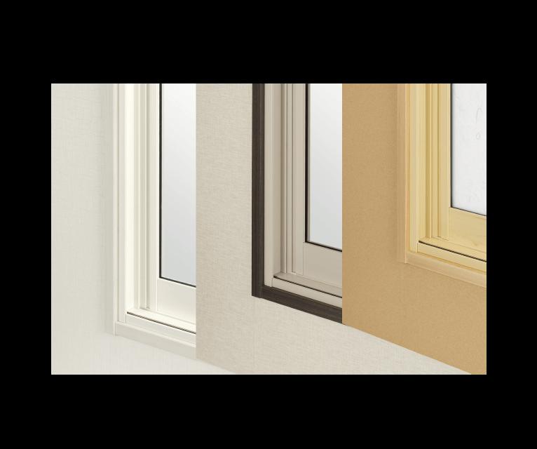 優れた内窓 PLAST(プラスト)特徴 デザイン性