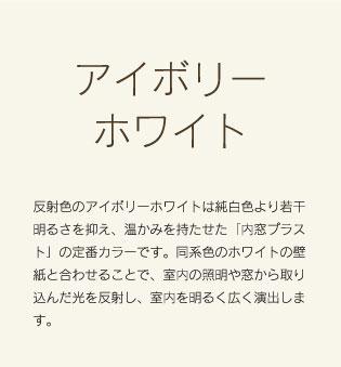 内窓 PLAST(プラスト)アイボリーホワイト