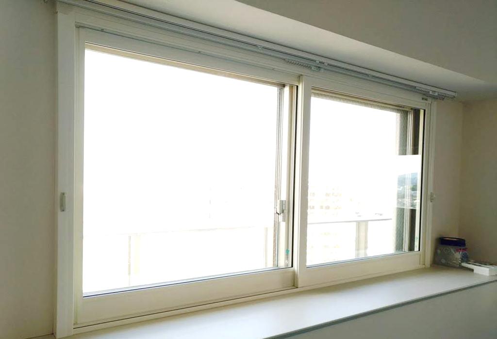 施工事例 プラスト+防音ガラス12.8ミリ 福岡市中央区 A様 施工後