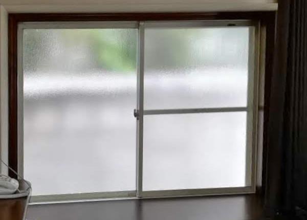 施工事例 内窓プラスト 福岡市中央区 N様 施工前