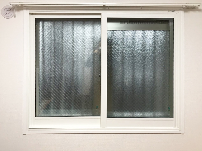 フクシマ建材 断熱・防音効果に優れた内窓PLASTプラスト 施工事例